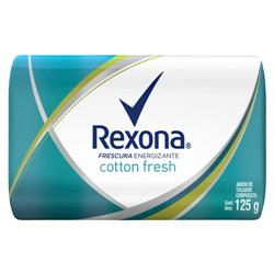 JABON TOC.REX. 125 G COTTON FRESH
