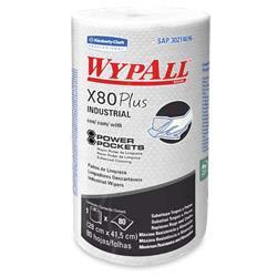 KCP WYPALL X80 REG ROLL X 80HJ - Con Power Pockets