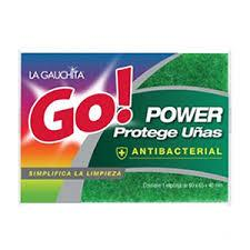 ESPONJA GO! POWER PROTEGE UÑAS LA GAUCHITA