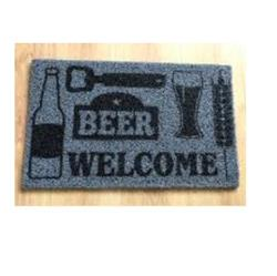 FELPUDO BEER WELCOME 40*60