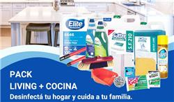 PACK COCINA + LIVING X 2 MESES