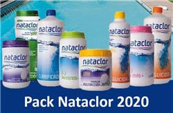 PACK PRODUCTOS NATACLOR TEMPORADA 2020
